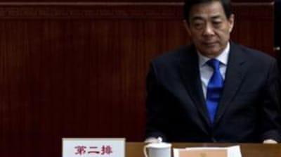 The undoing of Bo Xilai