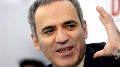 Garry Kasparov: 'A game designed for me'