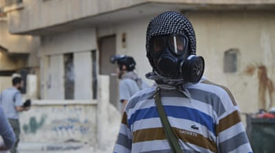 Syria: Chemical warfare?
