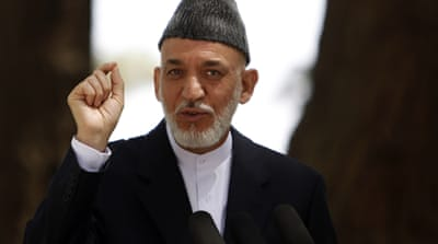 Taliban to top Karzai talks in Pakistan