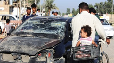 Dozens dead in continuing Iraq violence