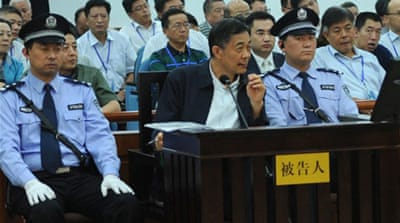 China's Bo Xilai labels former aide a liar