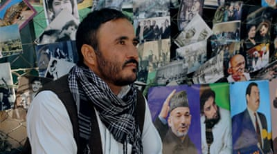 Mohammad Ayoub says Afghanistan-Pakistan relations affect one's daily life [Sulyman Qardash/Al Jazeera]