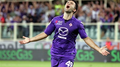 After just missing out on the Champs League last year, there is one thing on Fiorentina's mind this season [EPA]