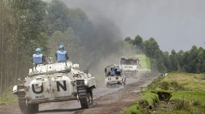 UN's peacekeeping offensive in DRC