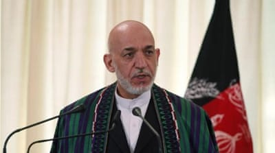 Afghan president condemns deadly NATO strike