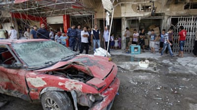 Scores killed in attacks across Baghdad