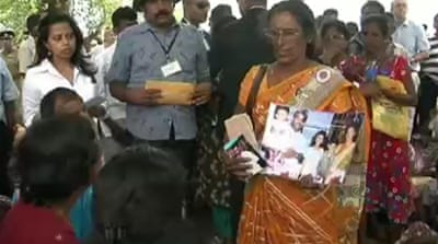 UN envoy meets Tamil war survivors