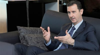Assad: Expect everything if Syria is attacked