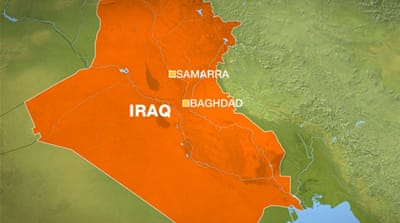 Deadly blast hits Iraq market