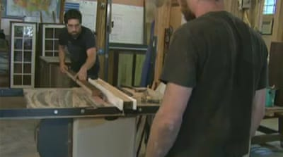 Entrepreneurs rush to rebuild New Orleans