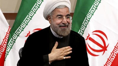 Iran's new president puts Obama in a quandary