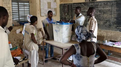 Mali rivals to face off in presidential vote