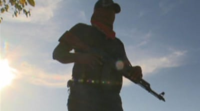 Mexico vigilantes take law into own hands