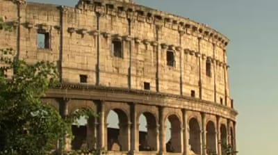 Rome moves to protect Colosseum from traffic