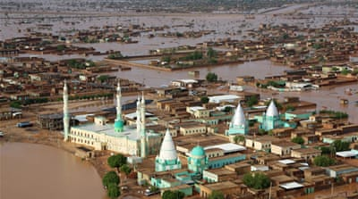 Sudan hit by rare flooding