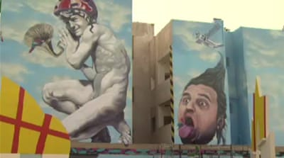 Buenos Aires elevates street art to new level