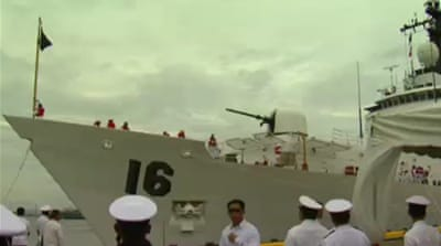 New warship added to Philippines fleet