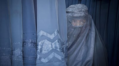 Many Afghan women have been activists on their own behalf long before the US invaded, says Eisenstein [AP]