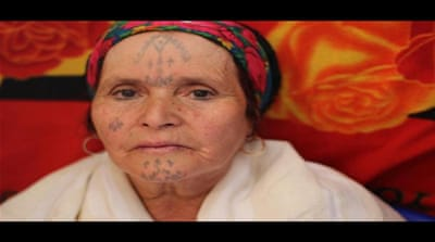 Algeria's tattoos: Myths and truths