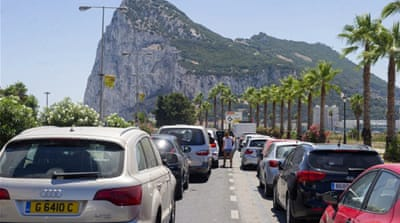 UK mulls legal action in Gibraltar row