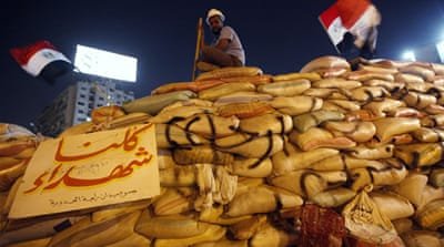 Egypt leadership says diplomacy phase is over