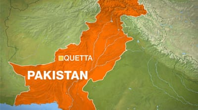 Deadly blast strikes Pakistan's Quetta city