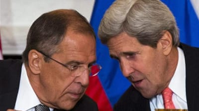 US and Russia to push for Syria peace talks