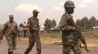 DR Congo deploys elite unit to fight M23