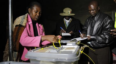 Tsvangirai rejected the vote outcome after calling the elections fraudulent [Reuters]