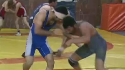 Iranian wrestlers rejoice at Olympics nod