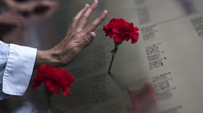 Americans remember Sept 11 attacks