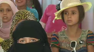 Children suffer amid Syria strife