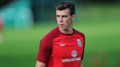 Bale was on duty for Wales this week, but only played the final half hour [GETTY]