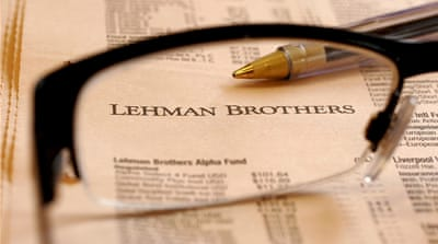 Lehman Brothers - five years on