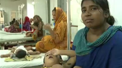 Bangladesh reduces child death rates