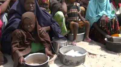 Doubt cast on Somalia famine aid distribution