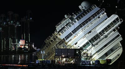 Costa Concordia salvage enters final stage