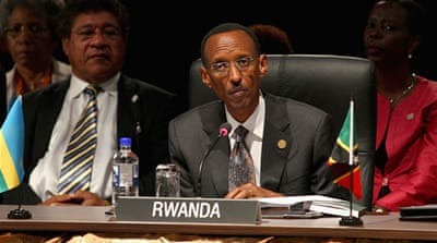 Rwanda: A democracy in the making?