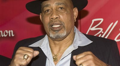 Norton fought Ali three times and finished his boxing career with a record of 42-7-1 and 33 knockouts [Reuters]