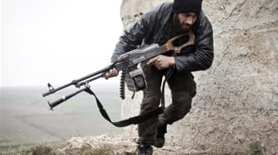 Pentagon criticised for 'failing' to arm Syria rebels