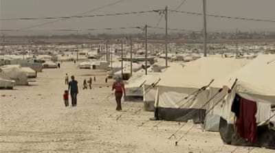 Jordan to open new Syrian refugee camp