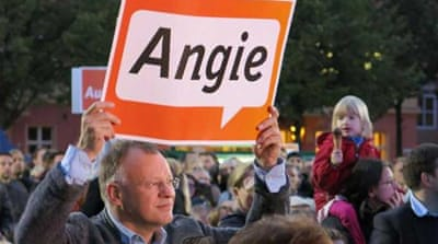 Germany's election campaign draws to a close