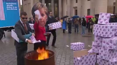 Many German voters remain undecided