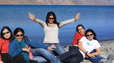 All-women travel takes off in India