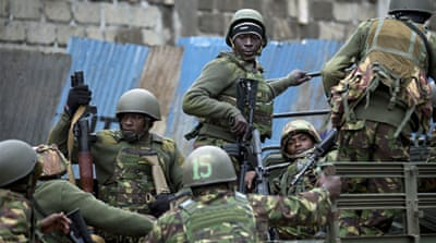 Kenya criticised over mall security