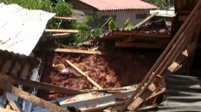 Dozens likely dead in Mexico mudslide
