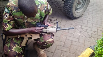 In pictures: Moving to end Westgate siege