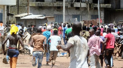 Clashes precede Guinea parliamentary polls