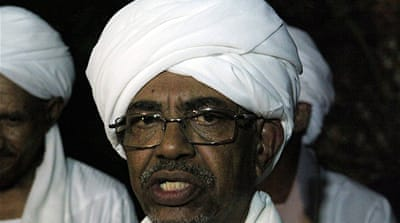 Anger in Sudan?